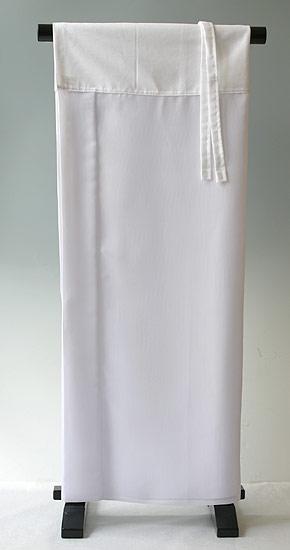 ベンベルグ絽 衿付裾除け